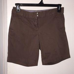 Pants - Brown shorts